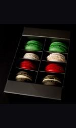 8 er  Macaron Box
